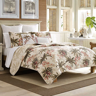 Tommy Bahama Bonny Cove Quilt Set From Beddingstyle Com