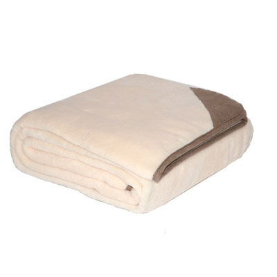 Eddie Bauer Bone Throw With Khaki Trim