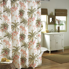 Tommy Bahama Bonny Cove Shower Curtain