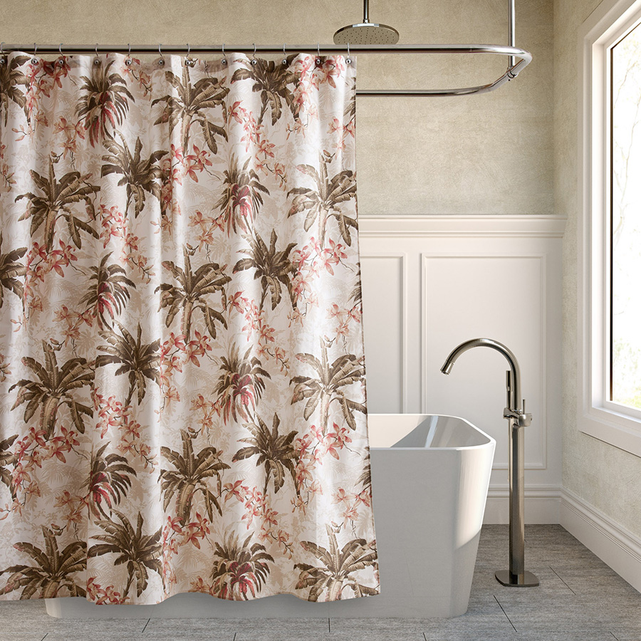 Shop For Bonny Cove Shower Curtain By Tommy Bahama From