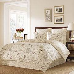 Stone Cottage Bordeaux Comforter & Duvet Set