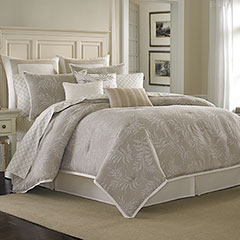 Laura Ashley Bracken Leaf Comforter Set