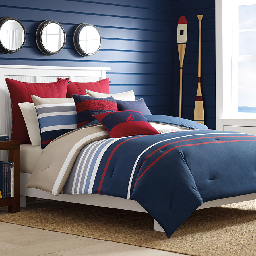 Nautica Bradford Comforter Amp Duvet Set From Beddingstyle Com