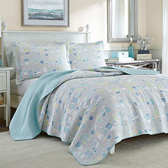 Laura Ashley Bridgets Buoy Quilt Set