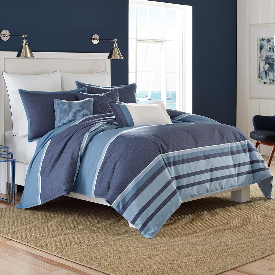 nautica broadwater comforter and duvet set from. Black Bedroom Furniture Sets. Home Design Ideas