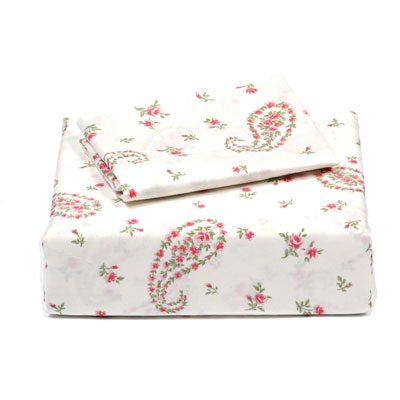 Laura Ashley Bristol Paisley Sheet Set