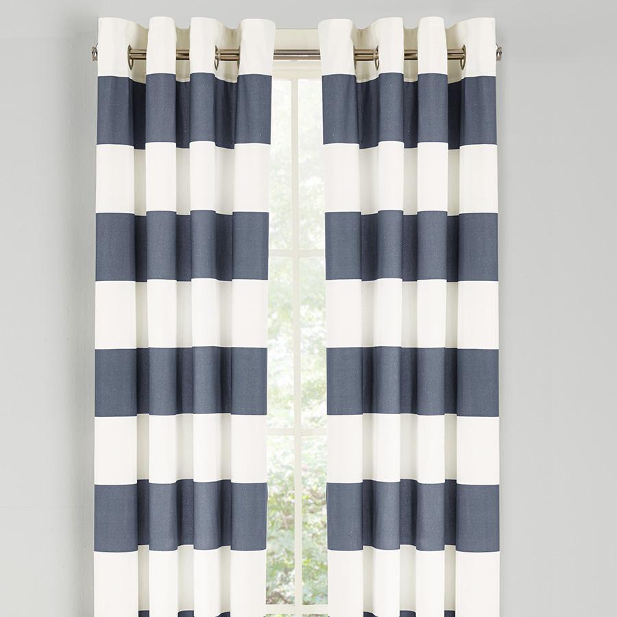 Nautica Cabana Stripe Drapes From Beddingstyle Com