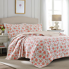 Laura Ashley Cadence Quilt Set
