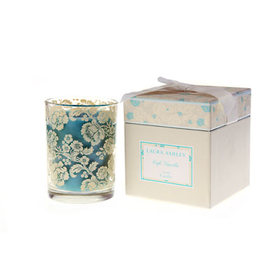 Laura Ashley Cafe Vanilla Gift Boxed Candle