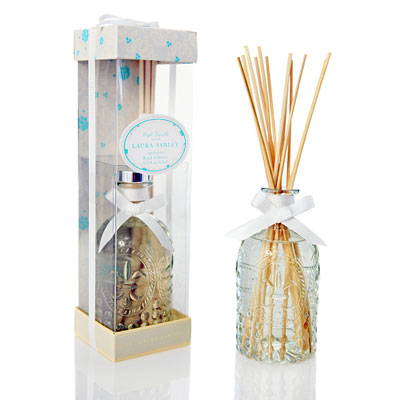 Laura Ashley Cafe Vanilla Fragrance Diffuser
