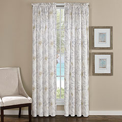 Tommy Bahama Casablanca Garden Dune Window Treatment