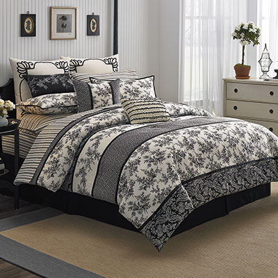 Laura Ashley Cassandra Comforter Set