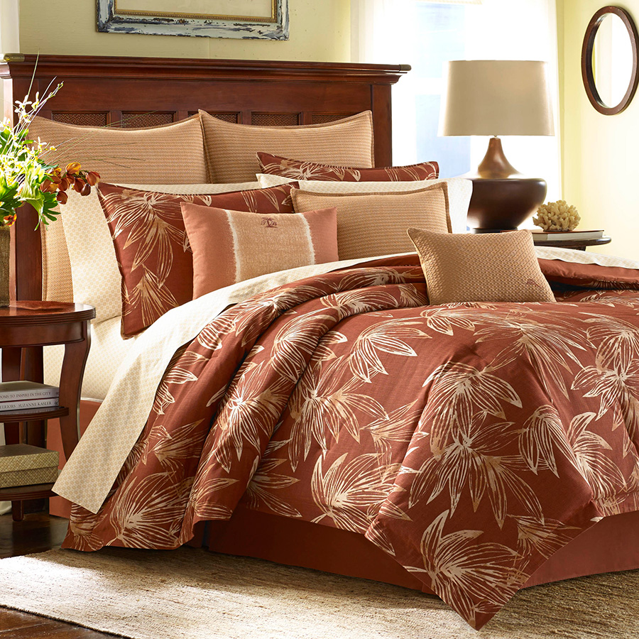 Tommy bahama cayo coco comforter and duvet set from Tommy bahama bedding