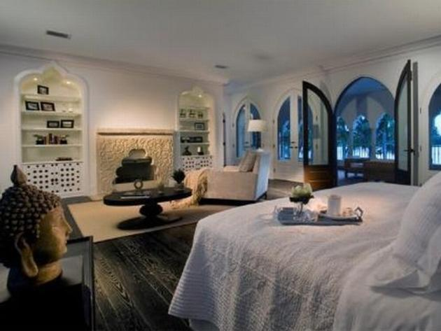celebrity bedrooms featured on the blog