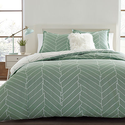 City Scene Ceres Comforter & Duvet Set