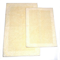 Chalk Bath Rug Set
