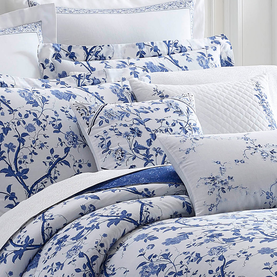 Laura Ashley Charlotte Comforter Set From Beddingstyle Com