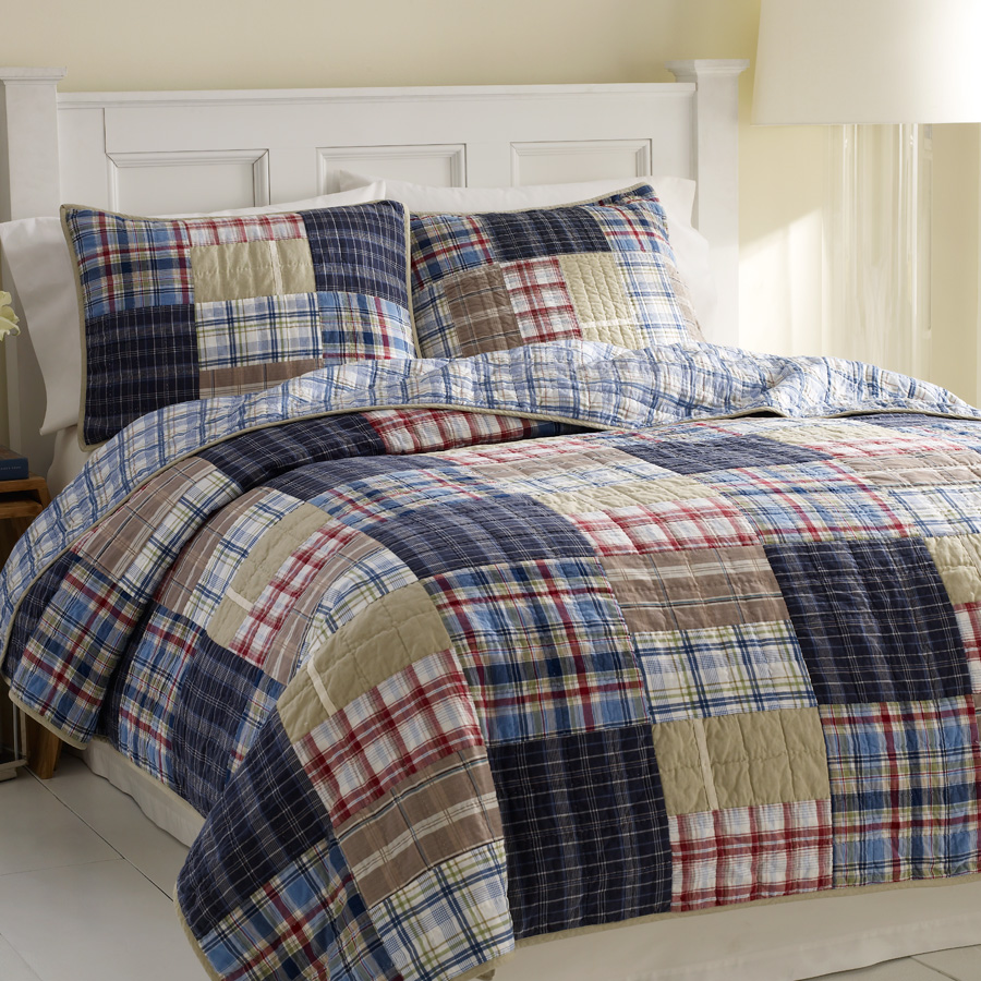 Beddingstyle Nautica Chatham Quilt