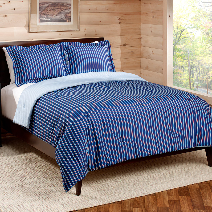 Tommy Hilfiger Christopher Comforter Set From