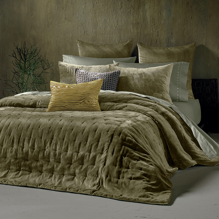 Olive Green Twin Bedding