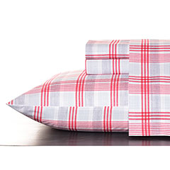 Classic Plaid Sheet Set
