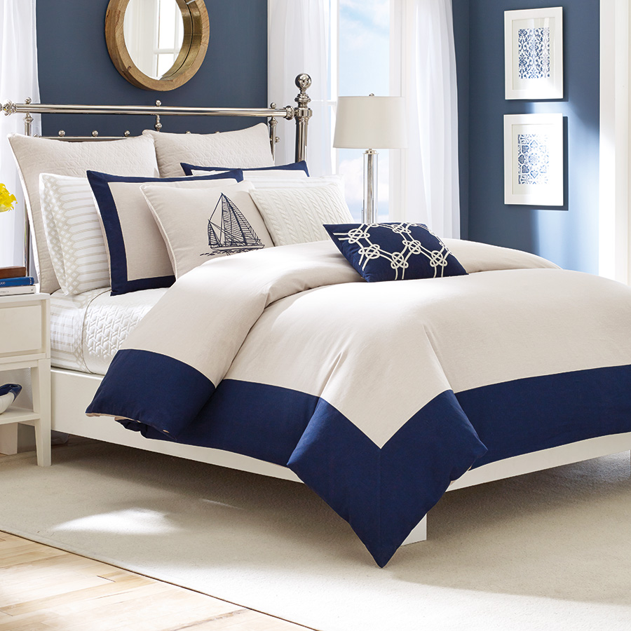 Nautica Clemsford Comforter And Duvet Collection From