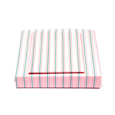 Tommy Hilfiger Collegiate Stripe Sheet Set