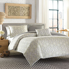 City Scene Colton Comforter & Duvet Set