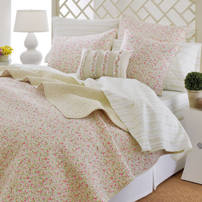Laura Ashley Cora Quilt
