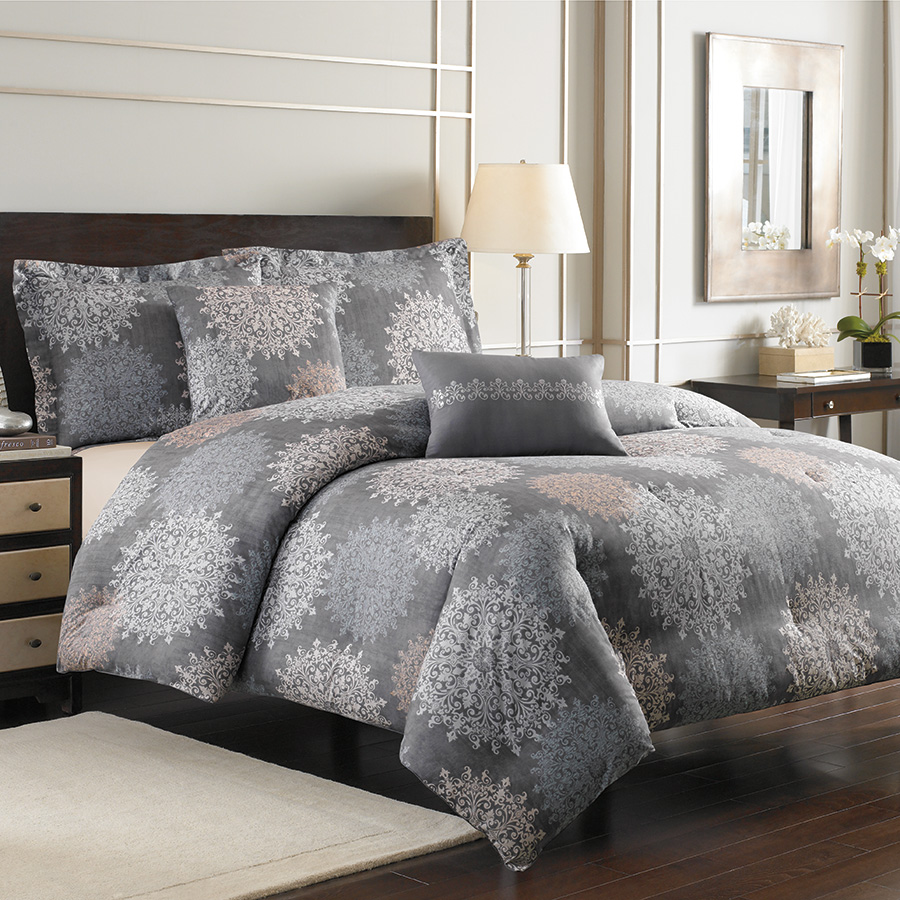 Nicole Miller Cortina Bonus Comforter Set From