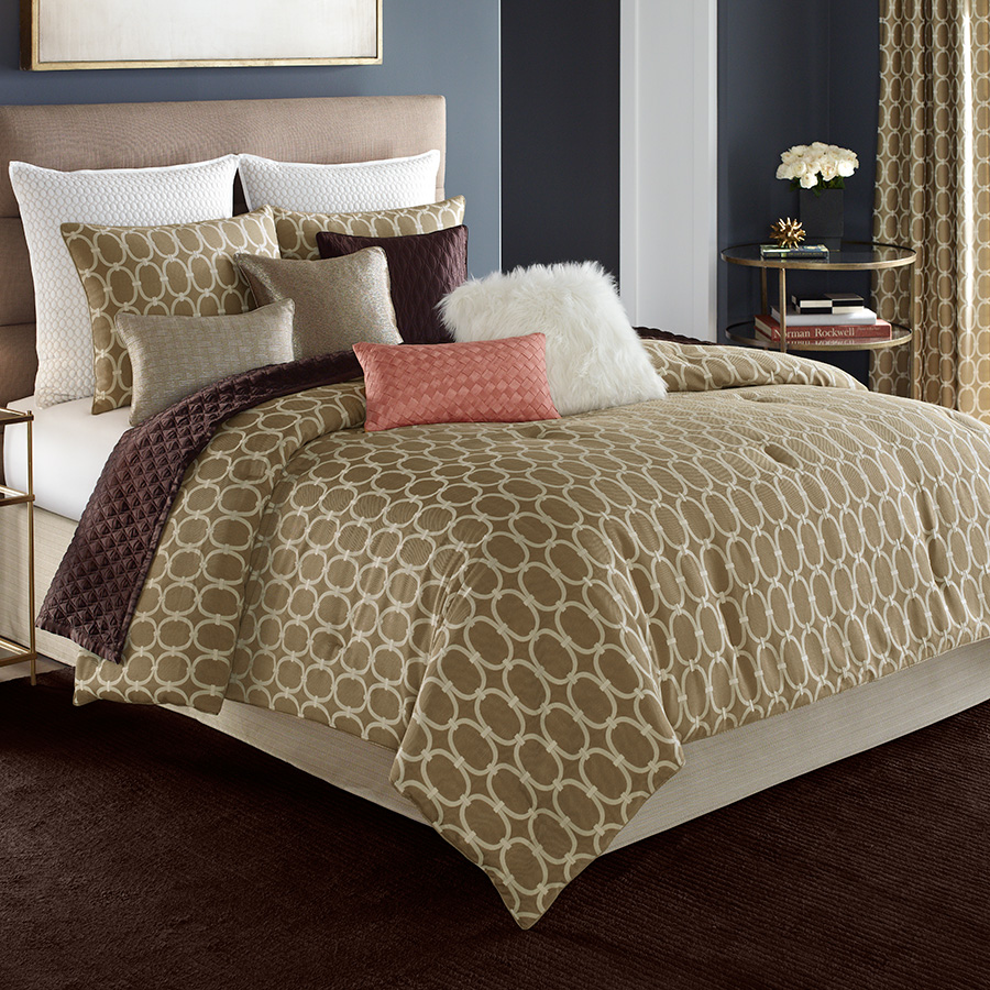 Candice Olson Cosmo Comforter Set From