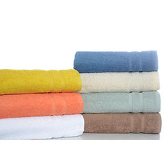 Harbour Blue Towel Set (Nautica Crew Classic 6-Piece Set)