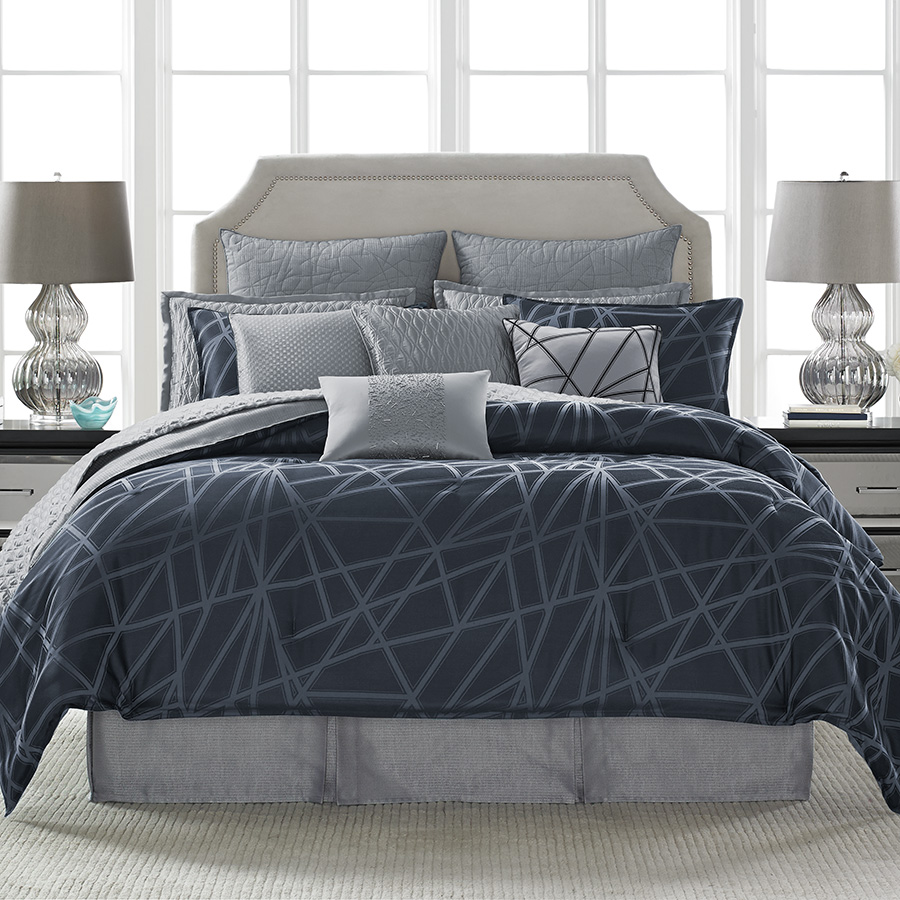 Candice Olson Cross My Heart Bedding Collection From