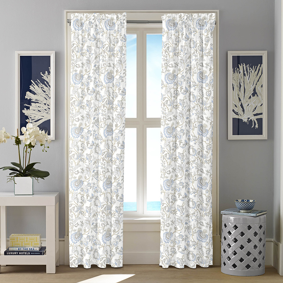 Pair of Drapes Nautica Crosslake