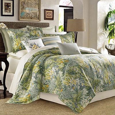 Tommy Bahama Cuba Cabana Comforter & Duvet Set
