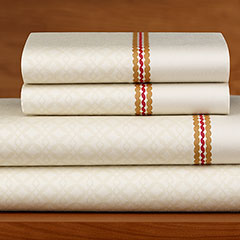Casa Mia Cuerda Gold Sheet Set