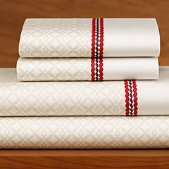 Casa Mia Cuerda Straw Sheet Set