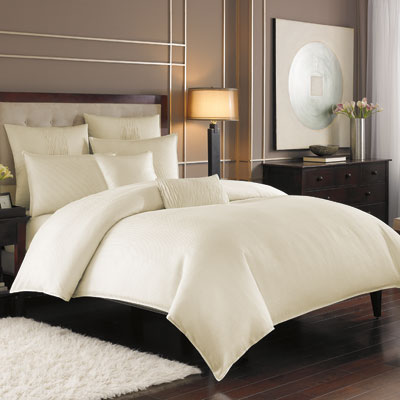 Nicole Miller Currents Pearl Duvet Cover