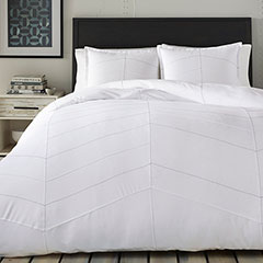 City Scene Courtney Comforter & Duvet Set