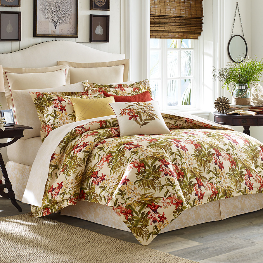 Tommy bahama daintree comforter and duvet set from Tommy bahama bedding