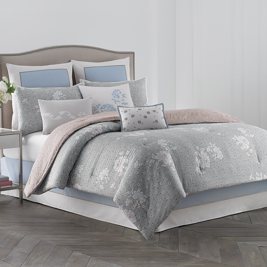 Wedgwood Daisy Comforter Set From Beddingstyle Com