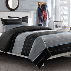 Danbury Stripe Comforter Set