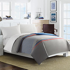 Dax Gray Duvet Set