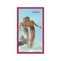 Jantzen Deep End Beach Towel