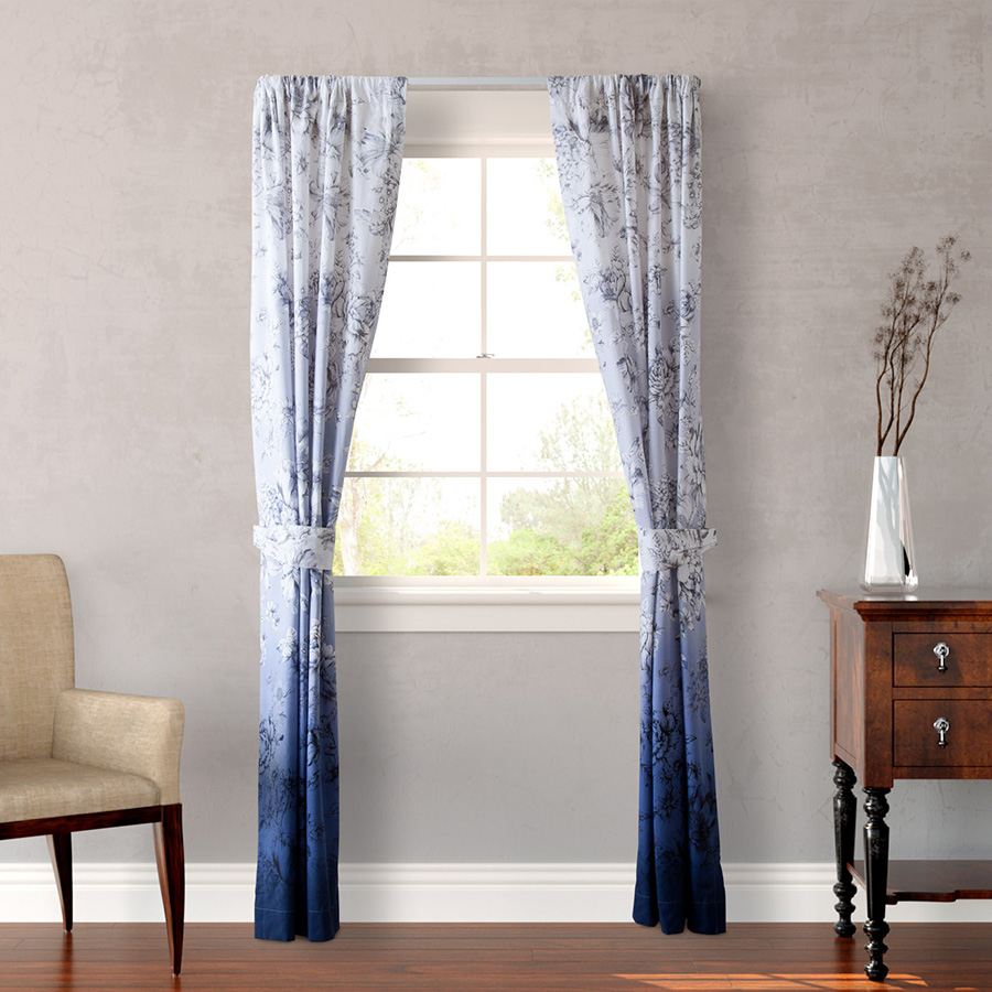 Laura Ashley Delphine Window Treatment From Beddingstyle Com