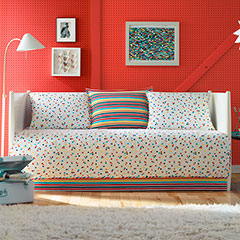 Teen Vogue Ditsy Dot Daybed