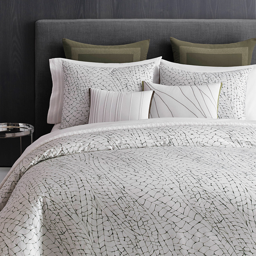 King Duvet Cover Vera Wang Dragonfly Wing