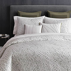 Vera Wang Dragonfly Wing Duvet Cover