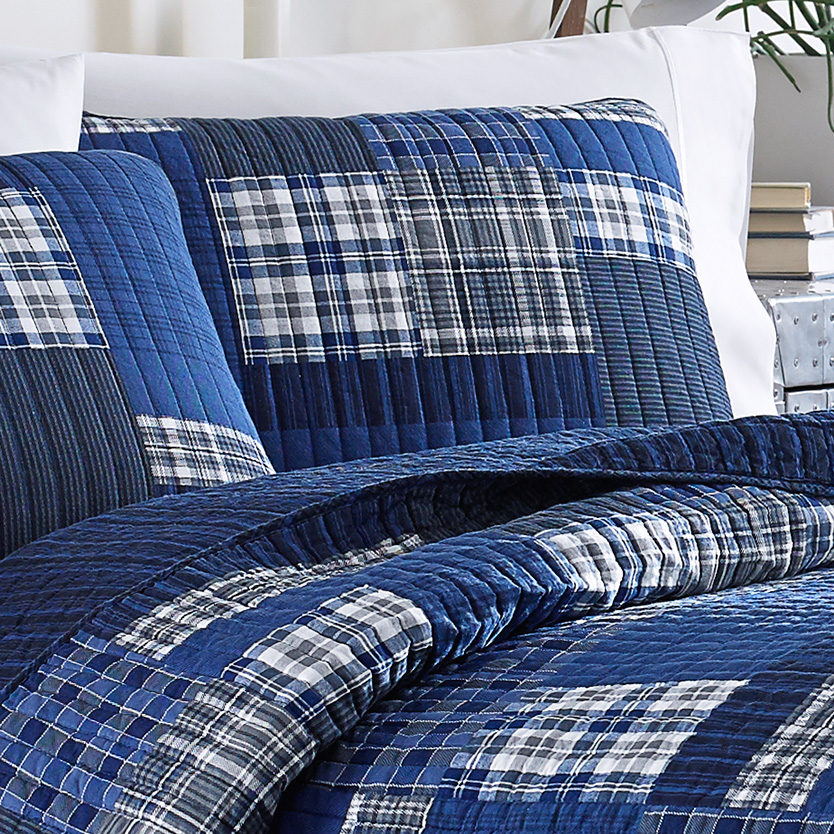 Eddie Bauer Eastmont Quilt Set From Beddingstyle Com