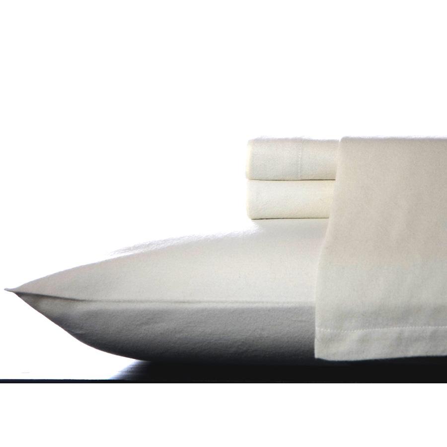 Eddie Bauer Bone Flannel Sheet Set From Beddingstyle Com